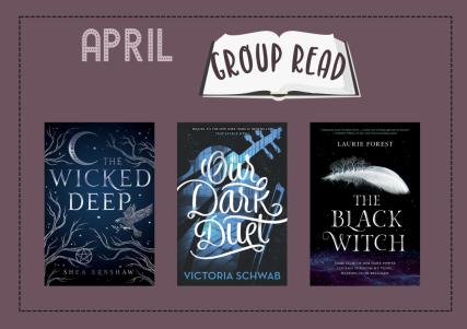 april group read