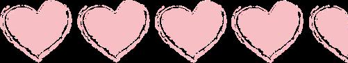 hearts4 and half