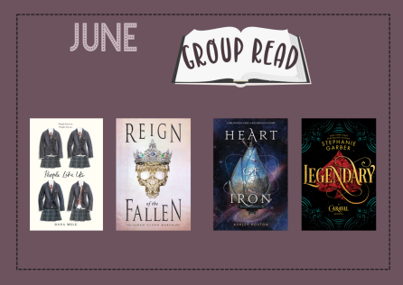 june group read