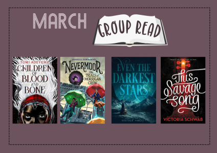 march group read
