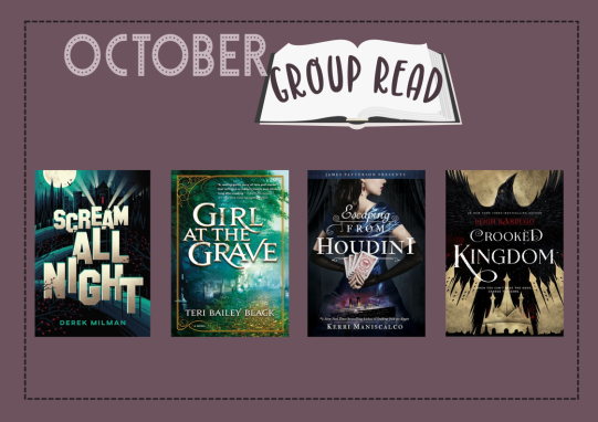 october group read