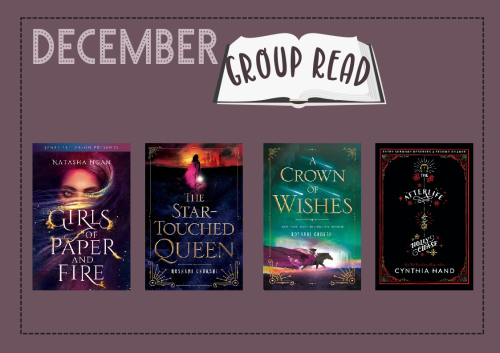 december group read