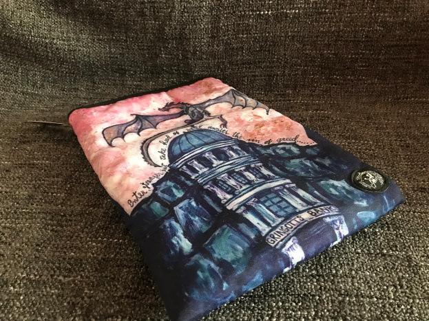 Fairyloot dec booksleeve