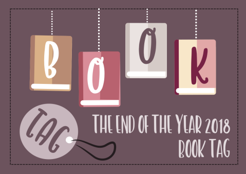 the end of the year book tag 2018