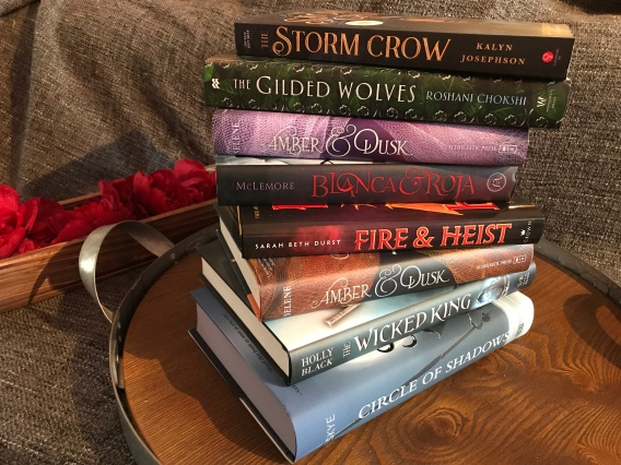 Mir - Book haul January 1