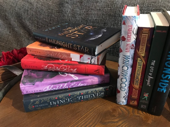 Mir - Book haul January 2