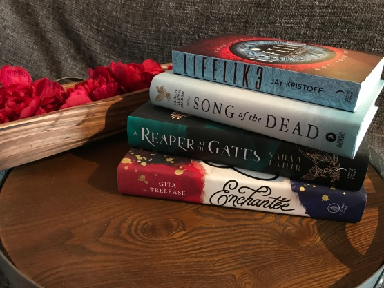 Mir - Book haul January 3