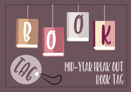 mid year book tag