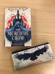 merciful crow giveaway prize