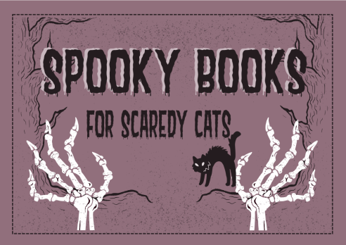 spooky books for scaredy cats